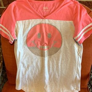 Justice shirt size 16